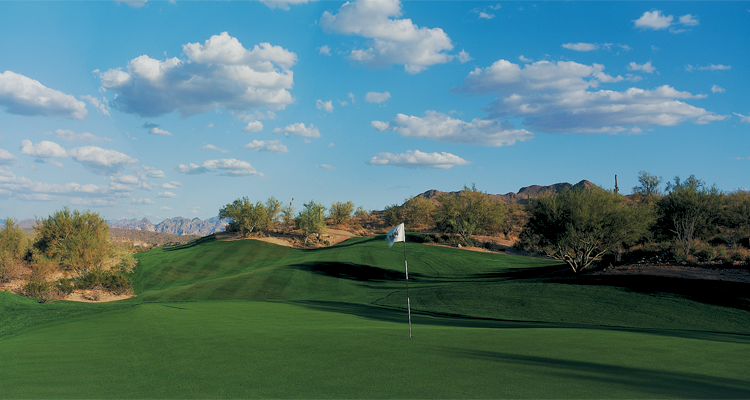 WeKoPaSaguaro Golf Course Scottsdale Arizona